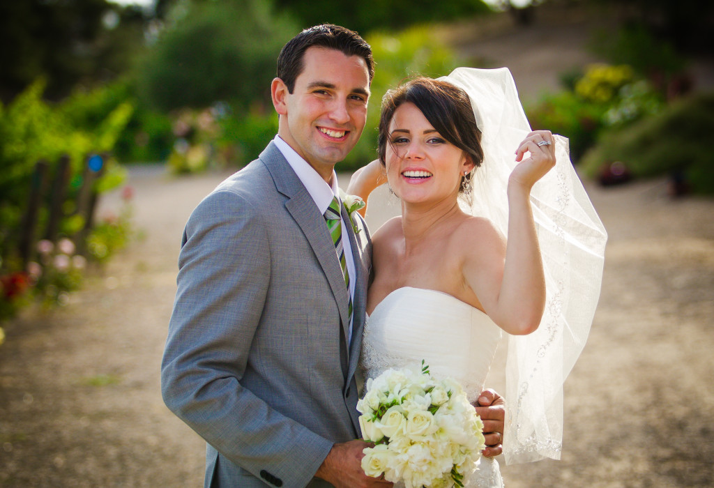 Central Coast wedding at Still Waters vineyard