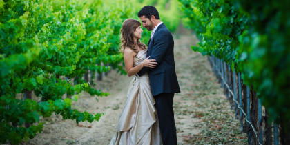 Still Waters vineyard wedding