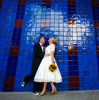 San Jose Museum of Art Wedding