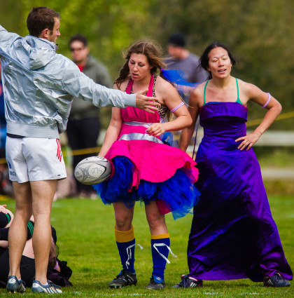 Prom Dress Rugby